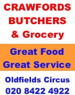 Family Butchers in Oldfields Circus, Northolt